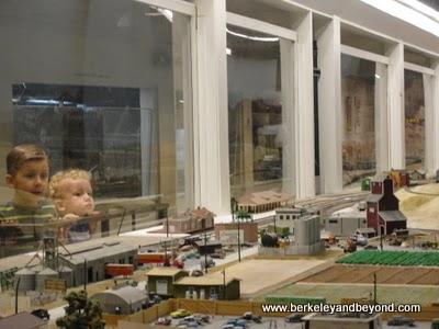 San Diego Model Railroad Museumin Balboa Park in San Diego, California