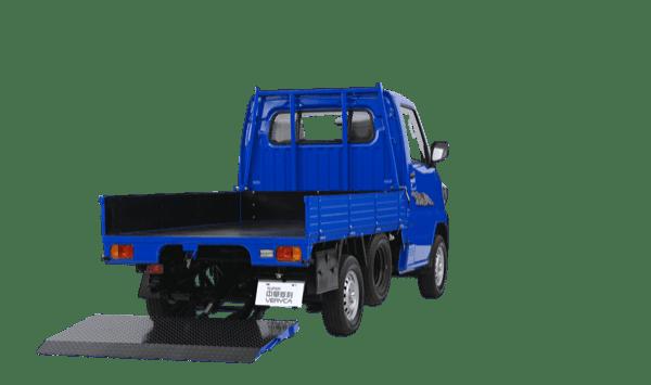貨車打造車-升降尾門篇 - 凱竣K-CAR的車輛服務中心
