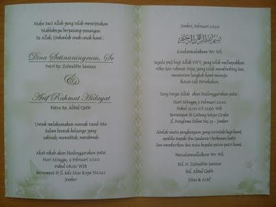 undangan softcover dan hardcover termurah di purworejo