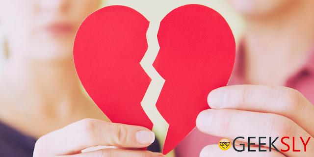 coração partido, namoro, traicao, auto-ajuda, problemas