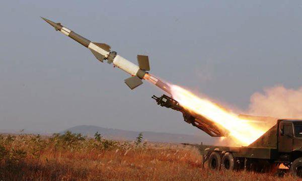 S-125 Pechora Korea Utara