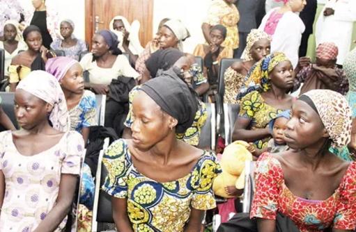 5 boko haram commanders trader 21 free chibok girls