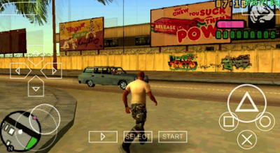 Download GTA Vice City Stories PPSSPP ISO