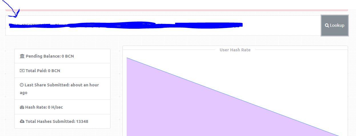 Bytecoin / BCN mining pool - 100% Working