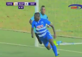WATCH: Striker Digs Out Charm From Opponents' Goalpost