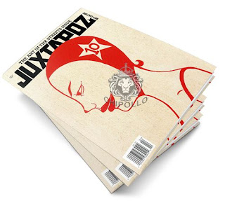 Juxtapoz Magazine – April 2011