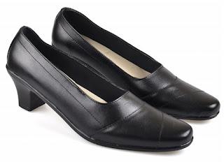 Sepatu Kerja  Wanita PUC 023