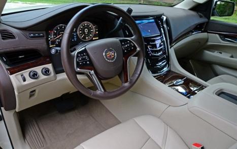 2017 Cadillac Escalade Specs