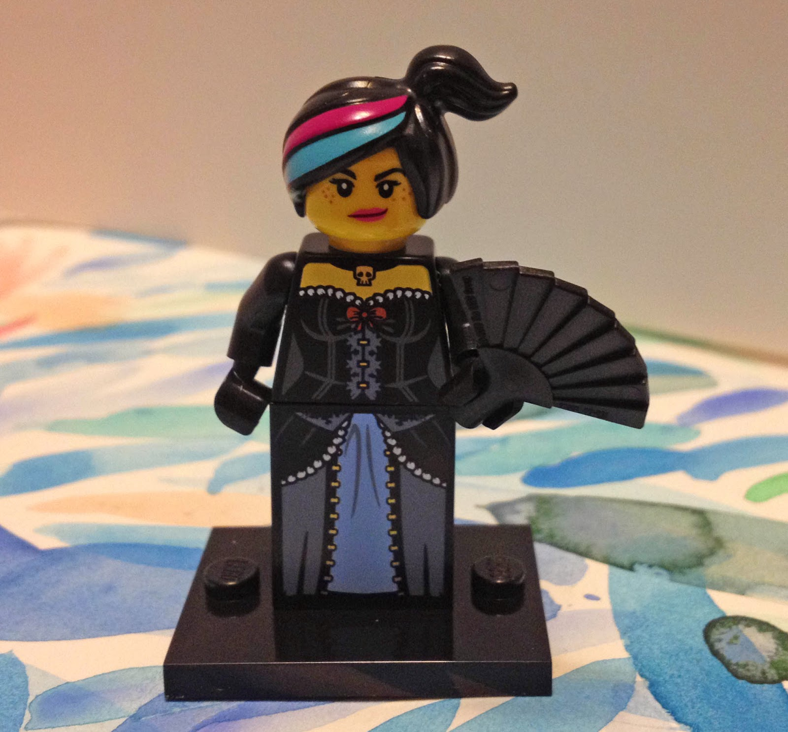 The Minifigure Collector Minifigure Spotlight Lego Movie Wild West Wyldstyle