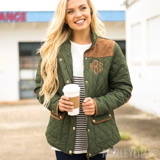lifestyle photo on blonde model
