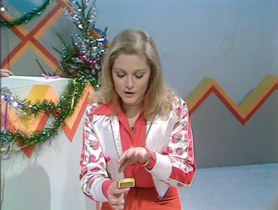 Jenny Hanley in Magpie (Christmas Eve 1976).