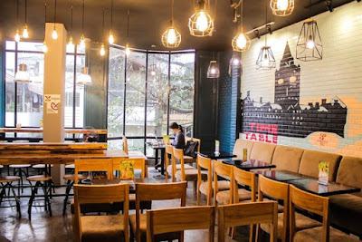 Những nguyên tắc cần tuân theo khi chọn đèn trang trí đẹp cho quán café