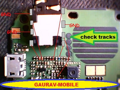 Nokia C2-00 Headfone Solution ~ GAURAV MOBILE
