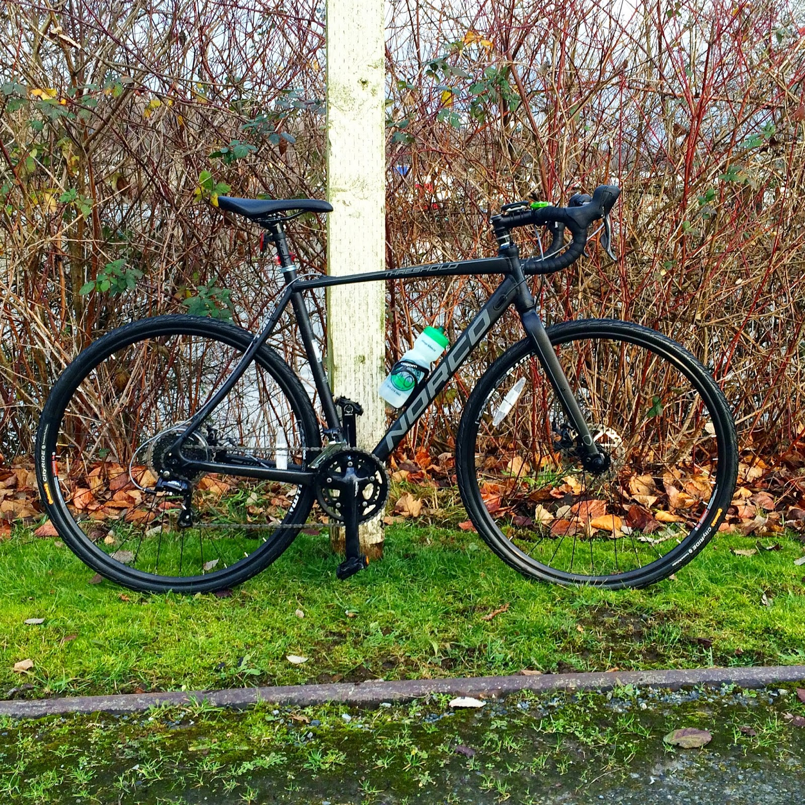 Rob's Run and Ride Blog: Gear: Norco Threshold A3