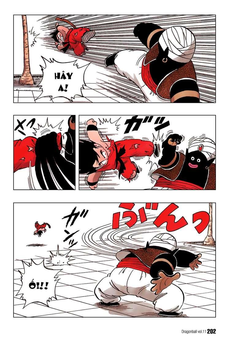 Dragon Ball chap 163 trang 13