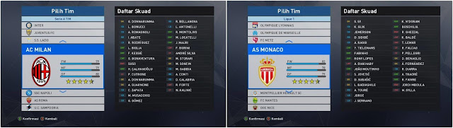 Patch PES 2017 Terbaru dari New SS Patch