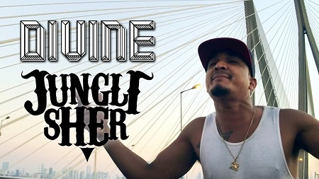 Jungli Sher DIVINE New Rap Music Video 2016 From the creator of the Mere Gully Mein