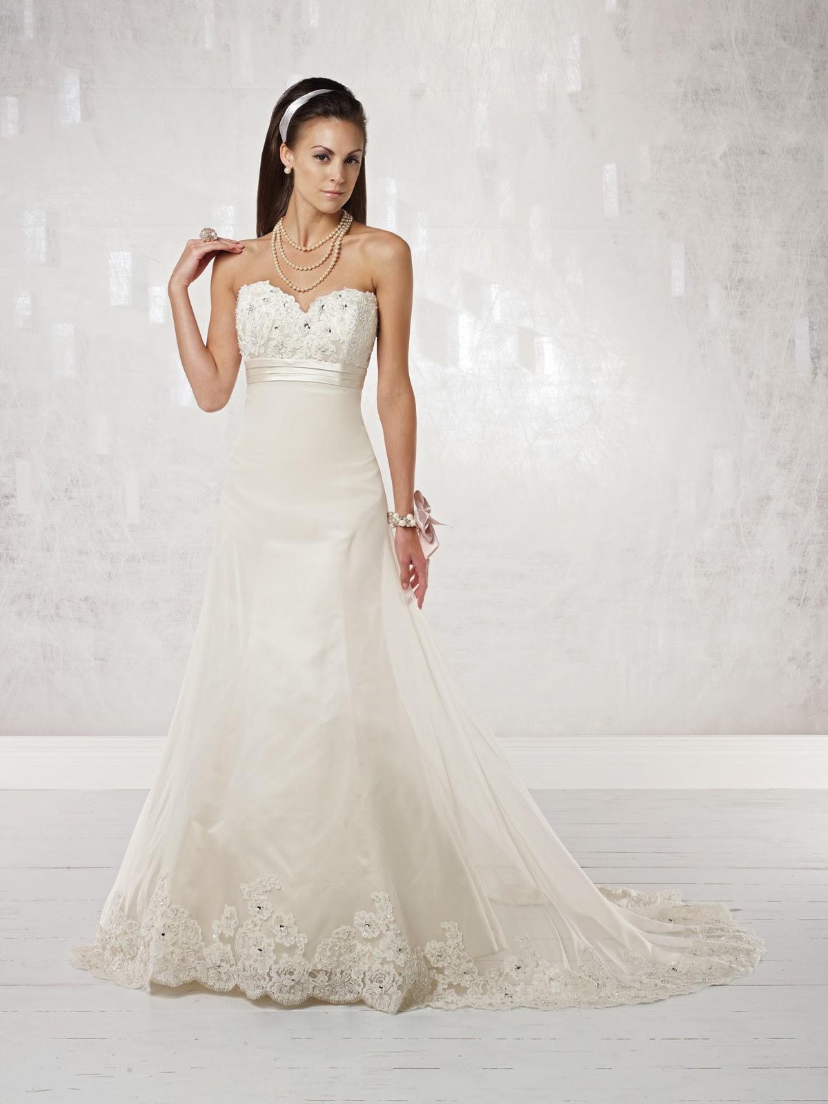 Vestidos novia estilo moderno