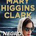 «Negro como el mar» de Mary Higgins Clark