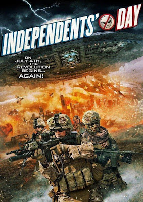 Independents' Day 2016 DVD R1 NTSC Latino