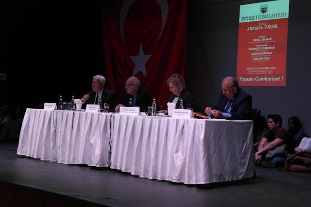 Yeni Anayasa Tuzağı Paneli (3) - Cevat Kulaksız