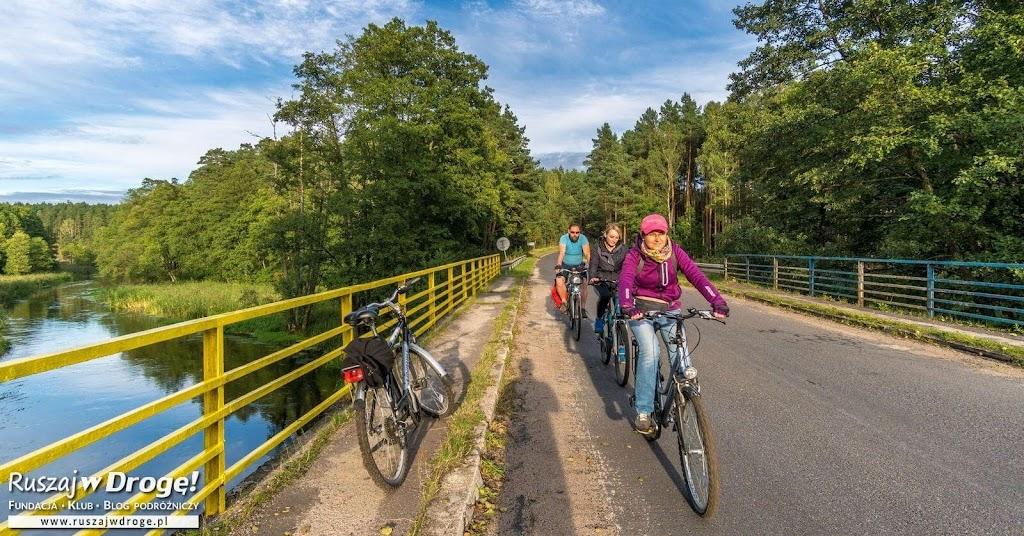 Aktywne Kociewie na rowerze