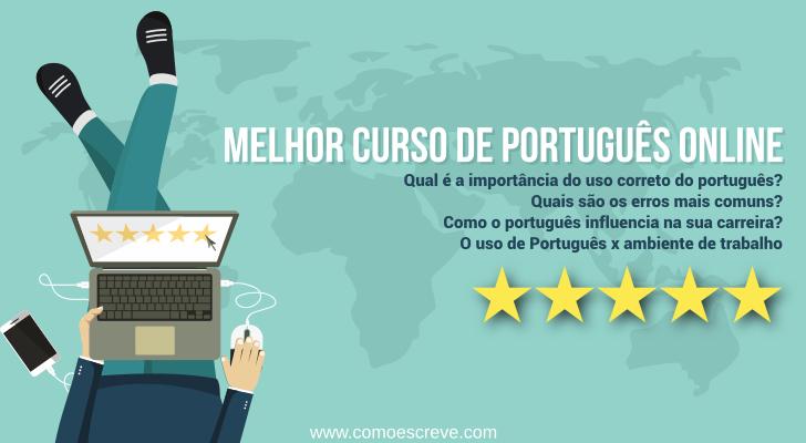 Qual o Melhor Curso de Português Online?