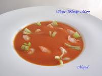 Sopa Bloody Mary