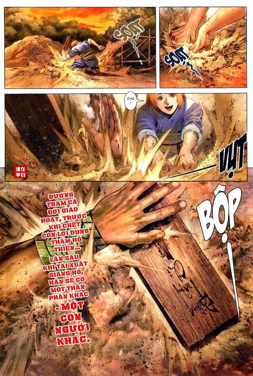 Ôn Thụy An Quần Hiệp Truyện chap 53 trang 9