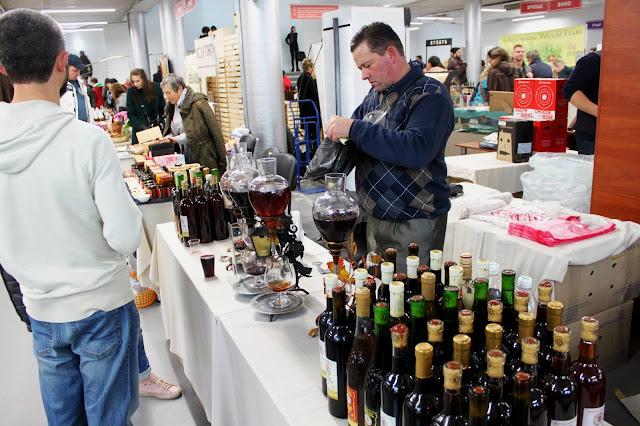 Выставочное вино
