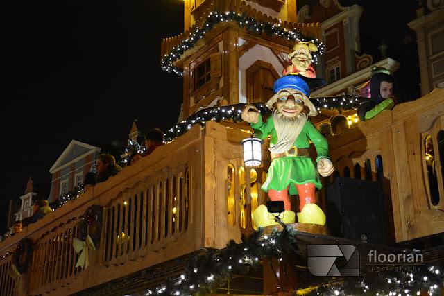 Jarmark Bożonarodzeniowy we Wrocławiu - Bajkowy lasek. Super atrakcja dla dzieci