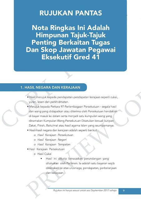 exam LHDN 41