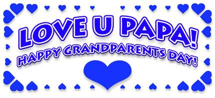 Grandparents Day Poems From Grandchildren