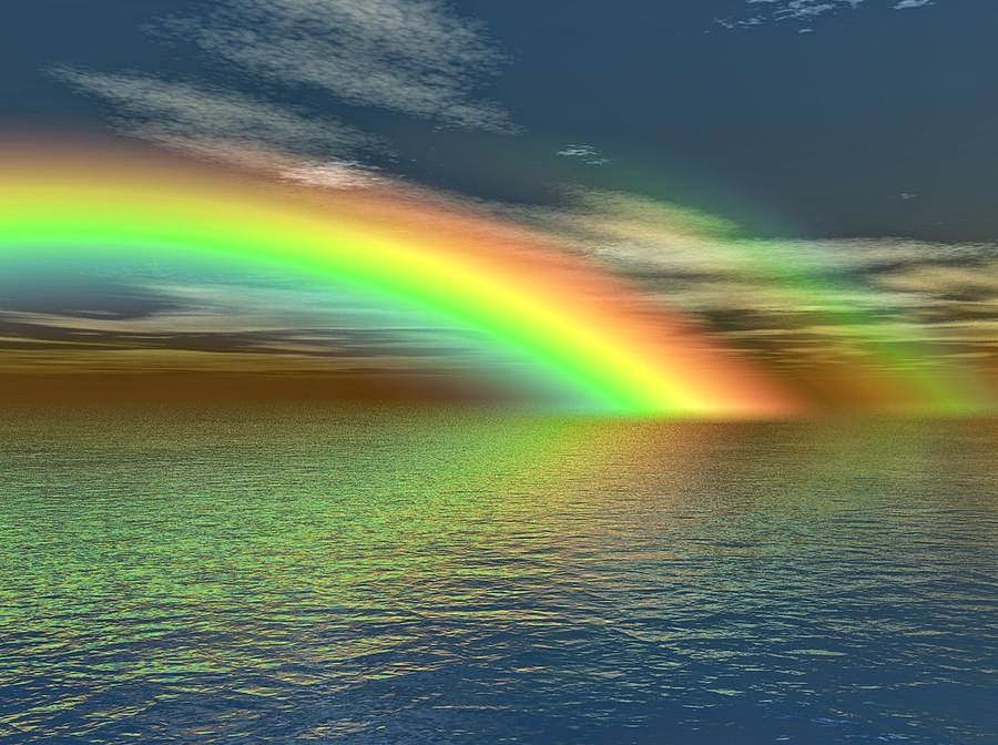 Lovable Images: Beautiful Rainbow WallPapers Free Download