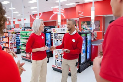 Target Executive Team Leader Job Search