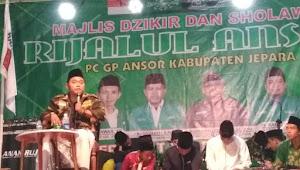 Rijalul Ansor Jepara, Gus Muzni: Banyak yang Rebutan Disebut Aswaja