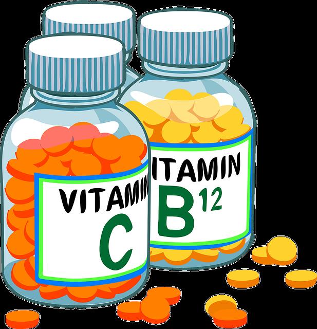 Nutrisi penting yang diperlukan oleh badan insan ialah vitamin dan mineral 8 Mitos dan Fakta Seputar Vitamin dan Mineral