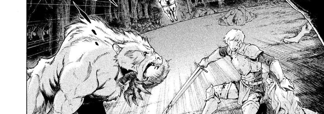อ่านการ์ตูน Henkyou no Roukishi - Bard Loen ตอนที่ 1 หน้าที่ 137