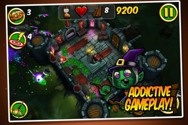 Zombie Wonderland 2: Outta Time! has everything a good zombie game