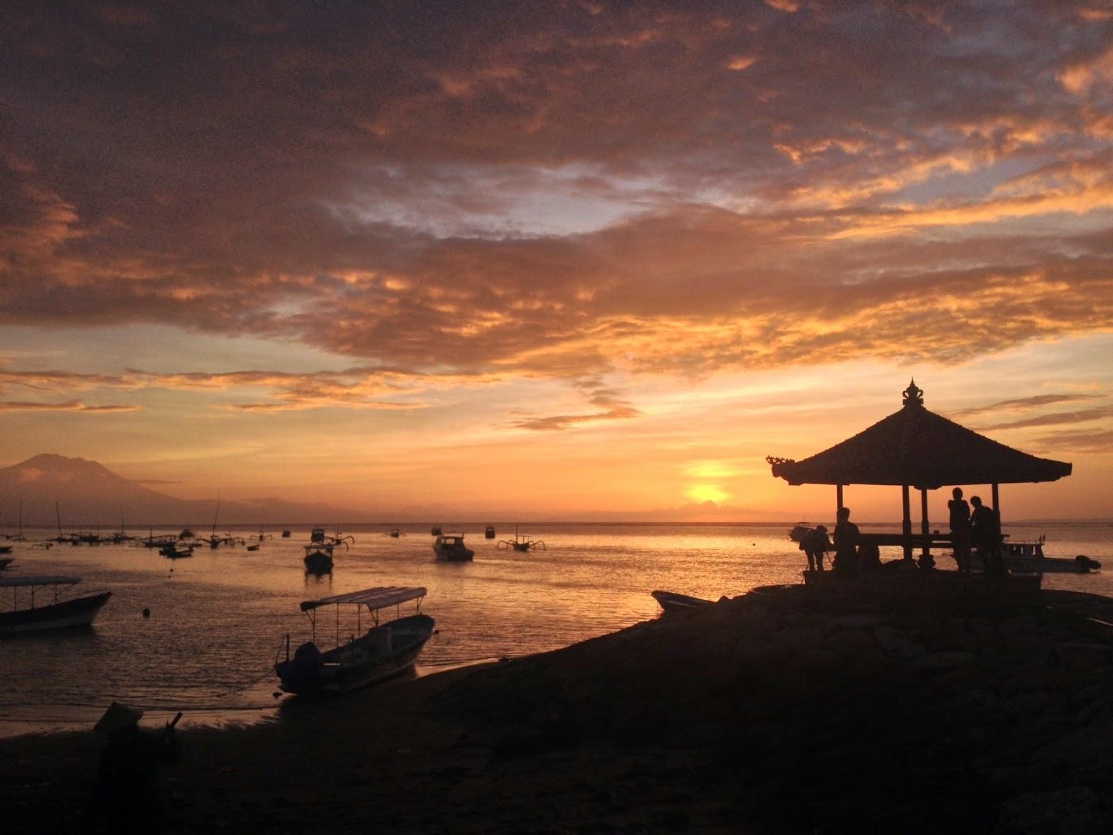 Pantai Sanur (Sunrise)