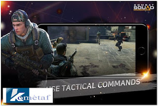 Combat Squad MOD APK 0.2.18 Unlimited Ammo