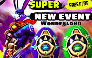 Begini cara mendapatkan telur biru, merah, dan hijau di event Wonderland Free Fire. Dan tukarkan telur dengan berbagai hadiah menarik.