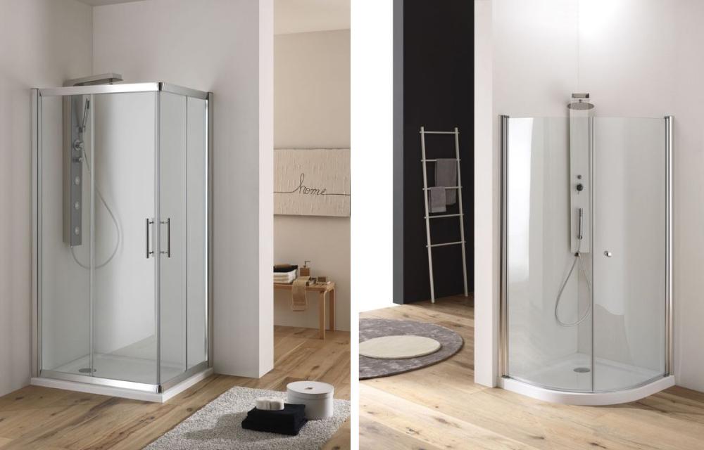 Rinnovare il bagno scelta del box doccia dettagli home decor - Rinnovare vasca da bagno ...