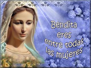 Resultado de imagen para ¿Por qué el sábado es el día de María?