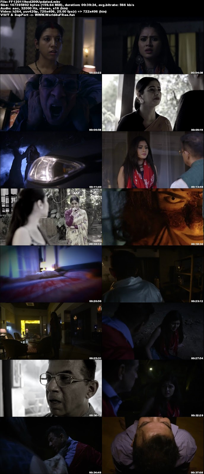 Fear Files 12 January 2019 WEBRip 480p 150Mb x264 Updated