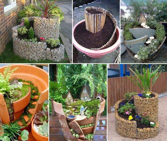 Garden Design Ideas: Miniature Garden Design
