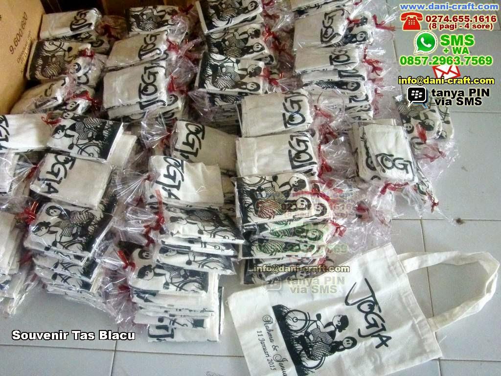Souvenir Tas Blacu Kain Blacu Yogyakarta