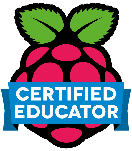 Raspberry Pi Certified Educator