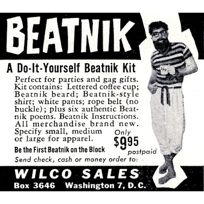 Do it yourself beatnik kit
