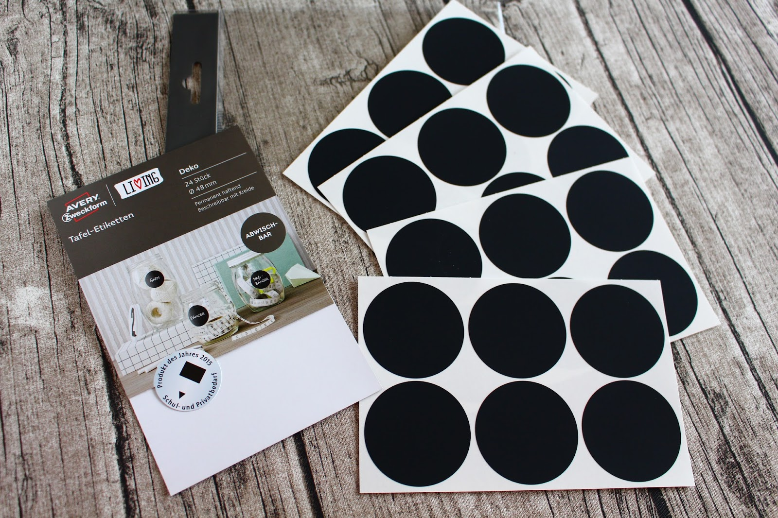 zahnfeee s blog avery zweckform etiketten f r dein wohlf hl zuhause. Black Bedroom Furniture Sets. Home Design Ideas